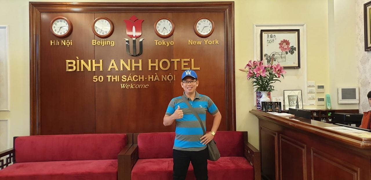 <p>Luôn luôn ủng hộ cho Bình Anh Hotel ăn sáng ngon, vị trí đẹp!</p>