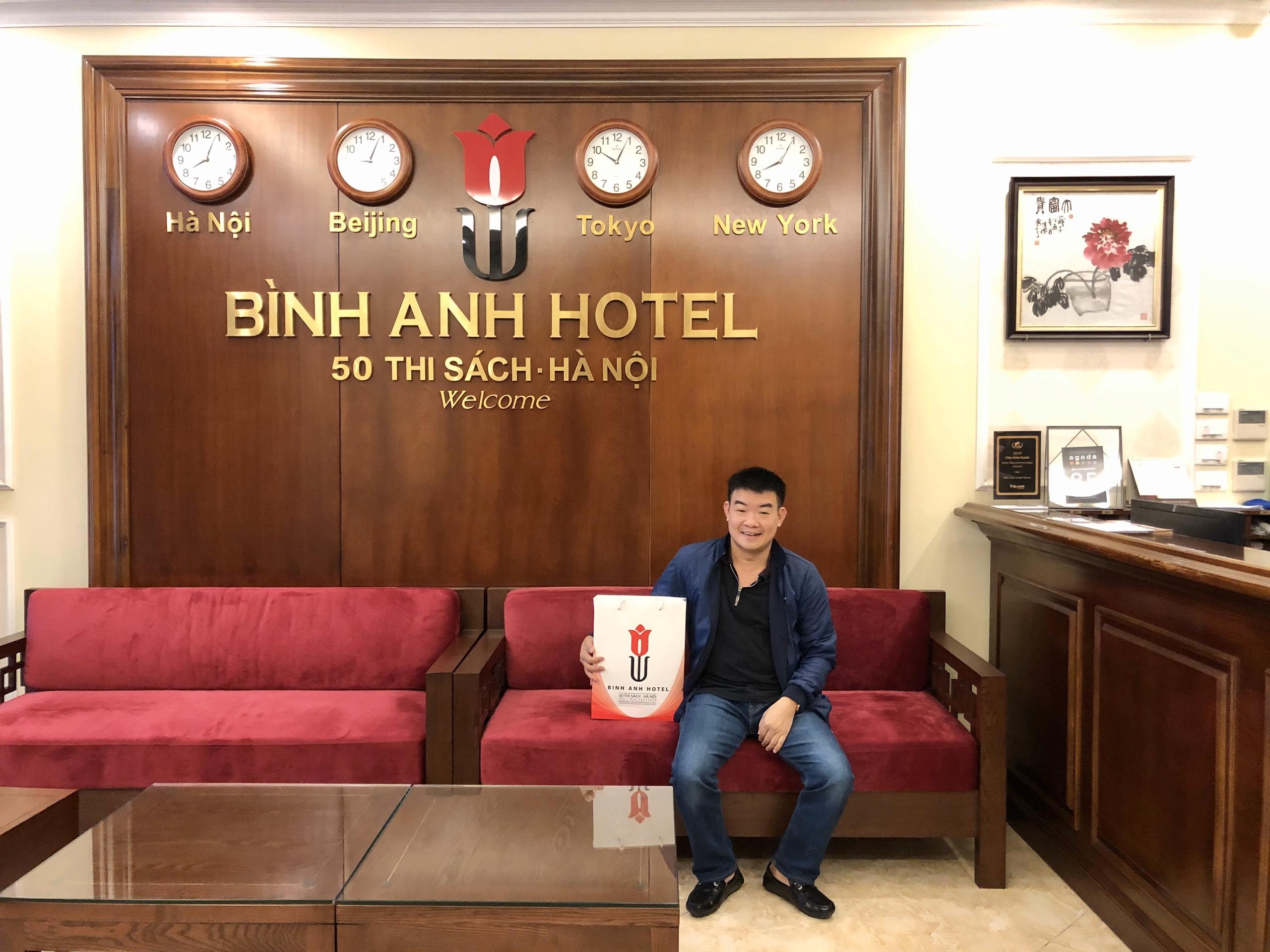 <p>Khách sạn rất sạch sẽ, cảm giác yên tâm sau dịch bệnh</p>