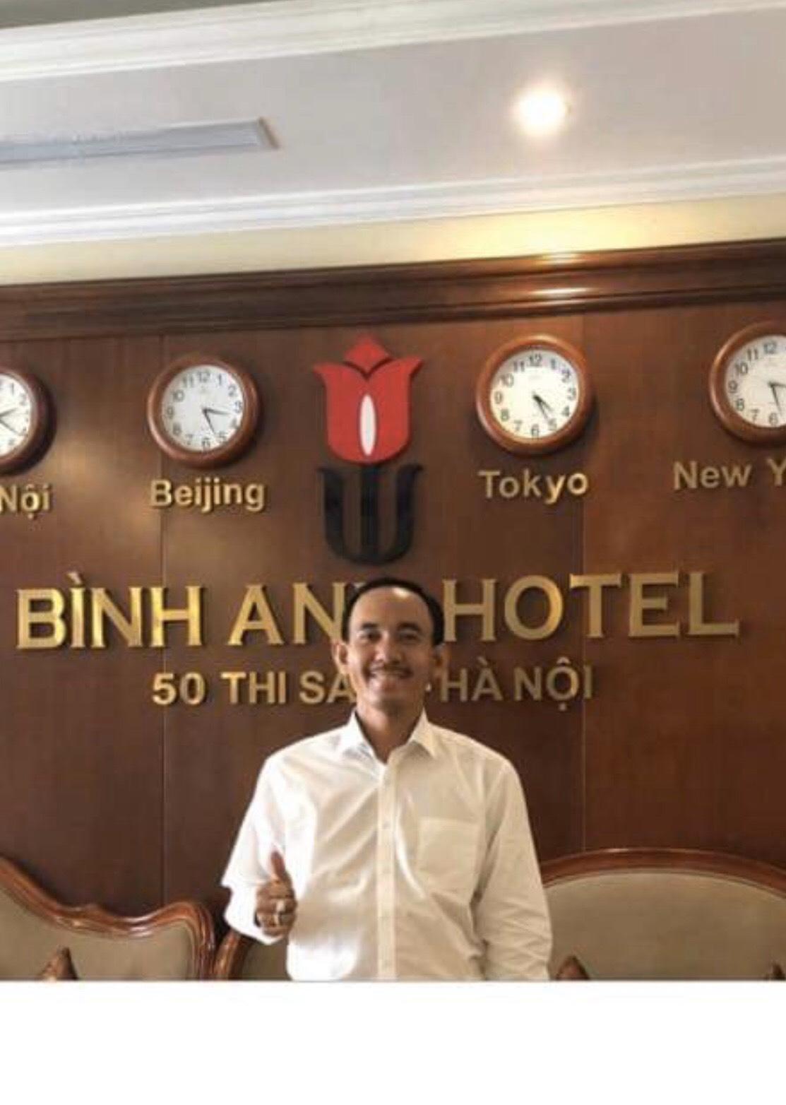 <p>Khách sạn Bình Anh của Chị Oanh Út đã trải nghiệm dịch vụ tốt, chất lượng tốt, phục vụ chuẩn</p>