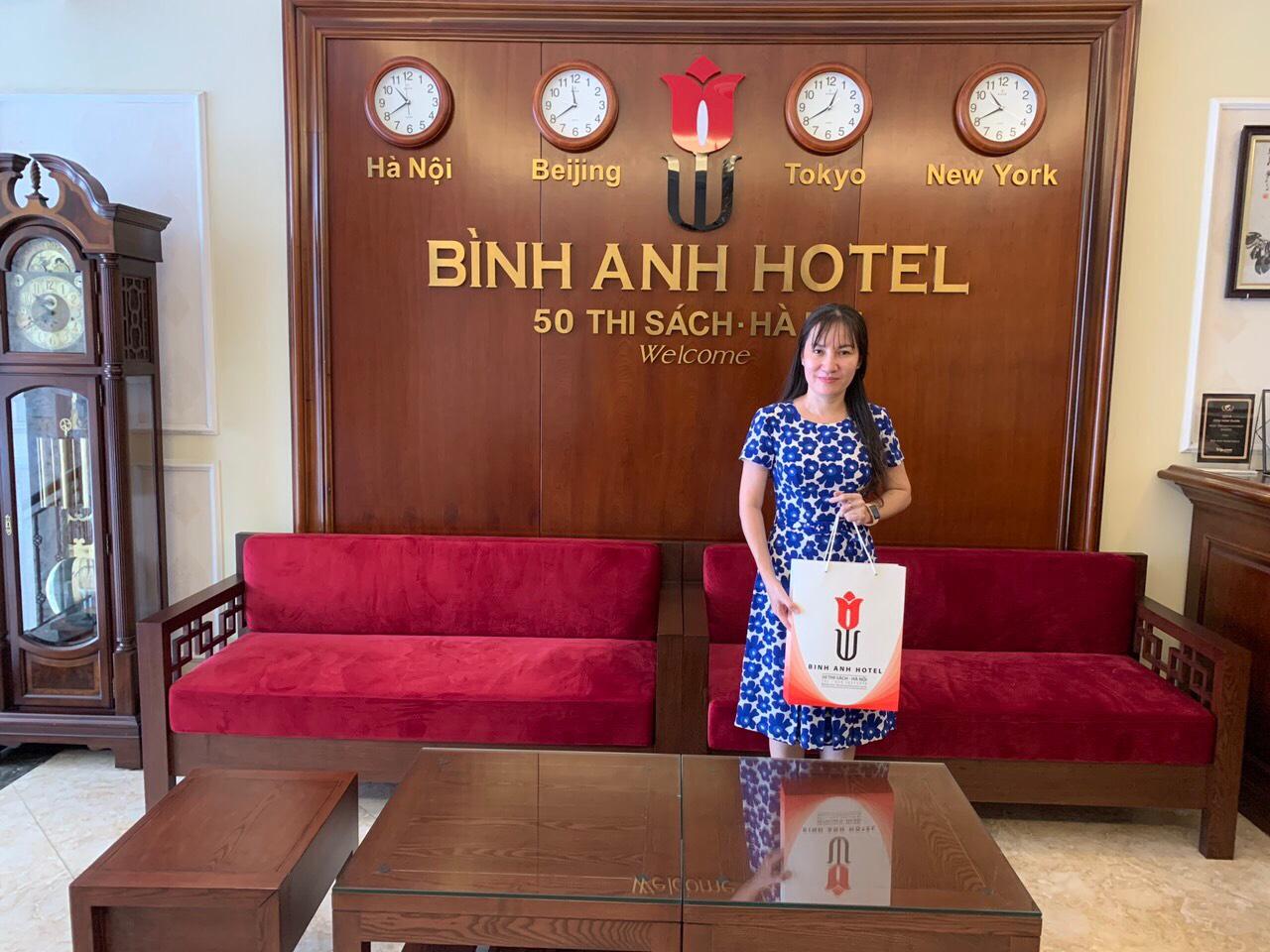 <p>Khách sạn ở ngay Trung tâm HN, giá cả thời hậu Covid rất tuyệt vời lại còn được tặng quà!</p>